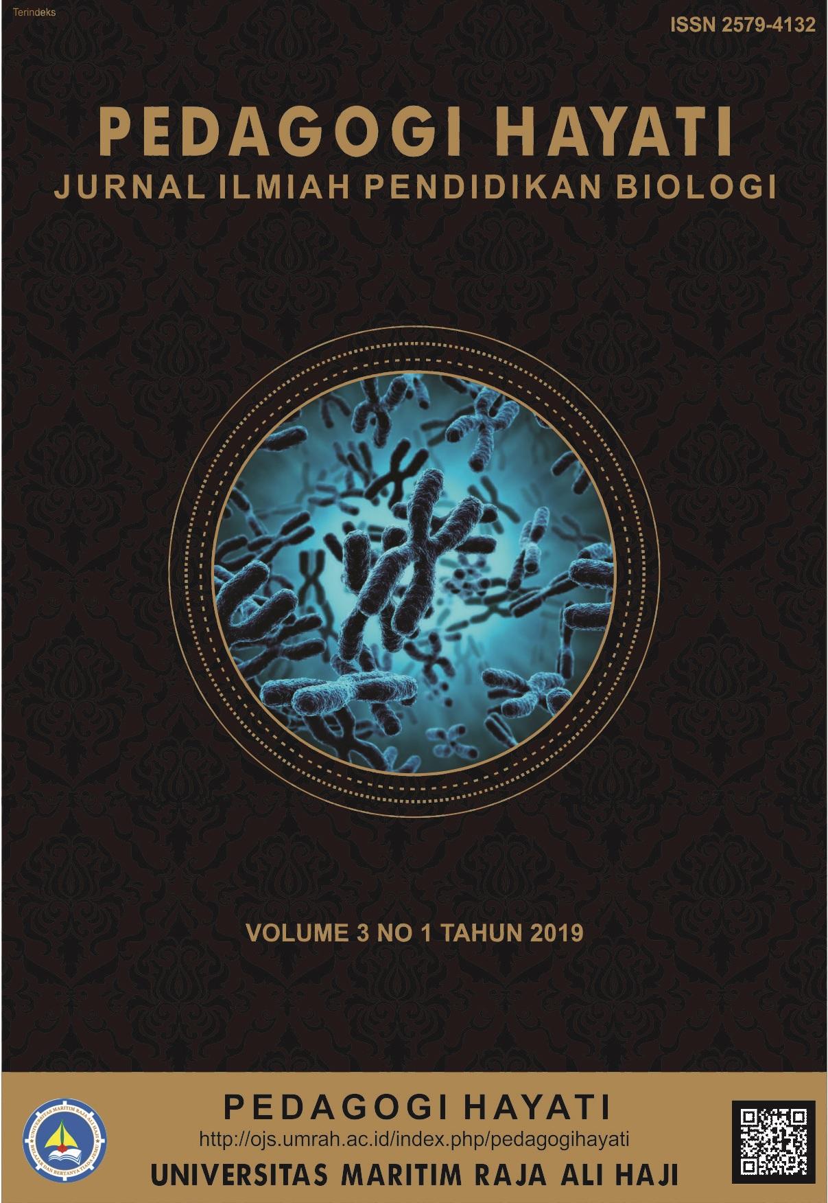 jurnal penelitian pendidikan biologi